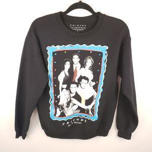 """Friends"" TV Show Pullover Sweatshirt Sz S UNISEX"